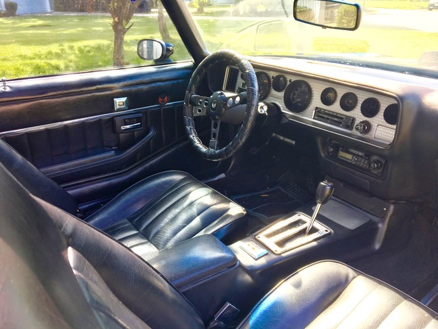 Good Picture Of 1980 Pontiac Firebird Trans Am, Interior, Gallery_worthy