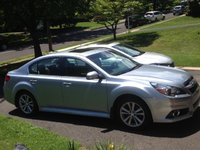 Picture of 2014 Subaru Legacy 2.5i Limited, exterior