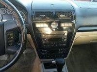 2009 Ford Fusion - Interior Pictures - CarGurus