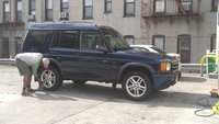 2002 Land Rover Discovery Picture Gallery