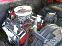Picture of 1961 Chevrolet Biscayne, engine, gallery_worthy