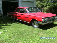1961 Chevrolet Biscayne, this is one of my drivers, always improving it, exterior, gallery_worthy