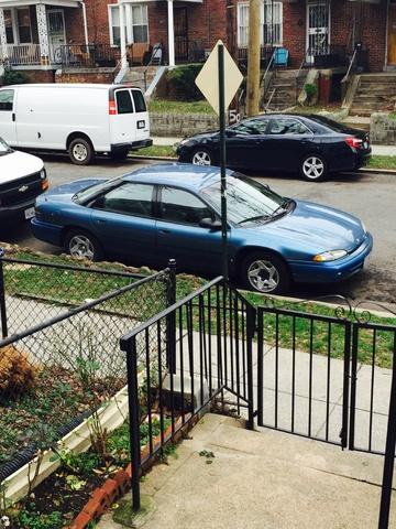 Picture of 1994 Dodge Intrepid 4 Dr STD Sedan, exterior