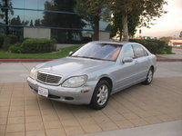 Picture of 2001 Mercedes-Benz S-Class S 500
