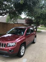 Picture of 2016 Jeep Compass Sport, exterior