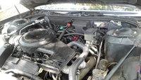 Picture of 1987 Cadillac DeVille Base Sedan, engine