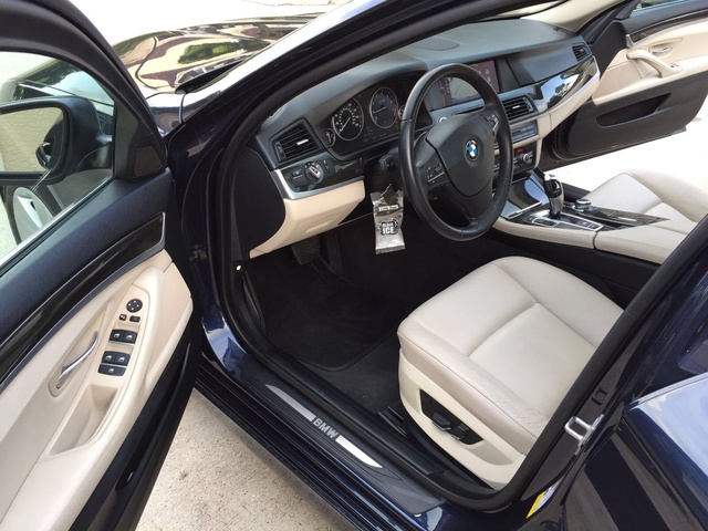 Picture Of 2012 BMW 5 Series 528i Sedan RWD Interior Gallery Worthy