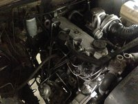 Picture of 1991 Land Rover Defender 90, engine