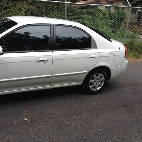 Picture of 2003 Kia Spectra