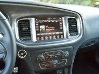2017 Dodge Charger Daytona 392 Uconnect 8.4 Radio Display, interior