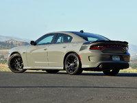 2017 Dodge Charger Daytona 392 in Destroyer Gray, exterior