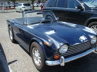 1964 Triumph TR4 Overview