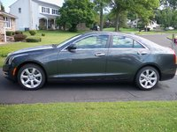 Picture of 2015 Cadillac ATS 2.0T AWD, exterior