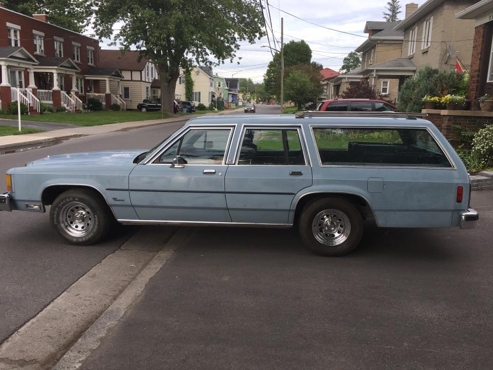 Ford Ltd Crown Victoria Questions 1986 5 0 Crown Vic Ltd Wagon No Fire Cargurus
