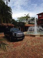 Picture of 2012 Cadillac Escalade ESV Platinum Edition, exterior
