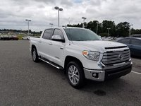 Picture of 2016 Toyota Tundra Limited CrewMax 5.7L FFV 4WD
