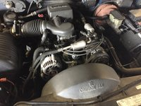 Picture of 1996 GMC Yukon SLE 4WD, engine