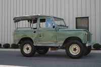 1958 Land Rover Series I Overview