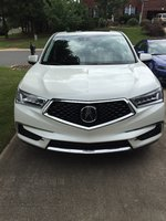 Picture of 2017 Acura MDX AWD Tech Pkg