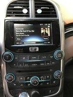 Picture of 2015 Chevrolet Malibu LTZ, interior