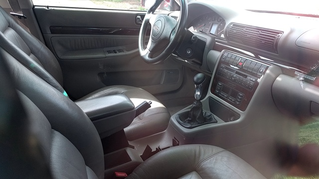 Audi A Interior Pictures CarGurus - 1998 audi a4