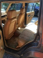 Picture of 1987 Jeep Cherokee 4 Dr Pioneer 4WD, interior