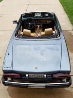 1979 FIAT 124 Spider Picture Gallery