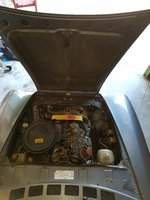 Picture of 1979 FIAT 124 Spider, engine