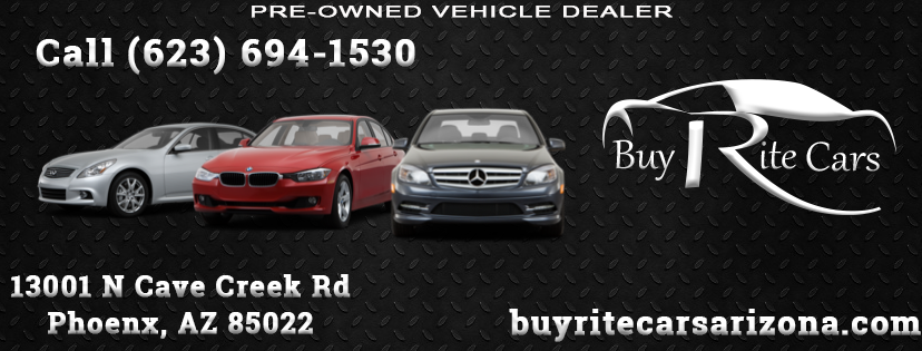 buy rite cars phoenix az read consumer reviews browse used and new cars for sale. Black Bedroom Furniture Sets. Home Design Ideas