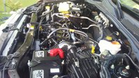 Picture of 2008 Mazda Tribute i Sport, engine