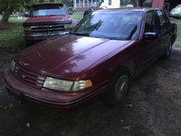 Picture of 1992 Chevrolet Lumina 4 Dr STD Sedan