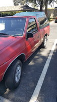 Picture of 1998 Nissan Frontier 2 Dr XE Standard Cab SB