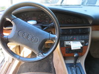 Picture of 1992 Audi 100 CS Quattro Wagon, interior