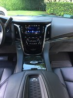 Picture of 2016 Cadillac Escalade ESV Platinum 4WD, interior