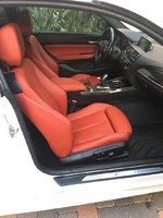 Picture of 2014 BMW 2 Series M235i, interior