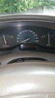 Picture of 1998 Buick Century Custom, interior
