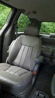 Picture of 2001 Chrysler Town & Country LXi, interior