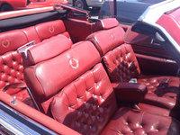 Picture of 1984 Cadillac Eldorado Biarritiz Convertible, interior