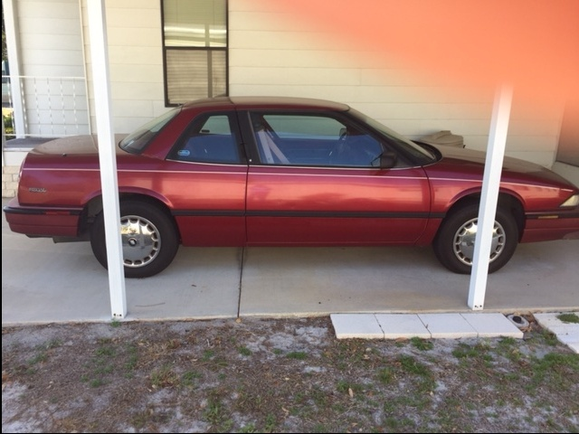 Picture of 1993 Buick Regal Custom Coupe FWD