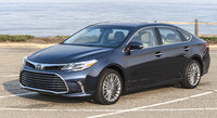 2017 Toyota Avalon, Front-quarter view, exterior, manufacturer, gallery_worthy