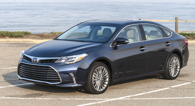 Image result for 2018 toyota avalon