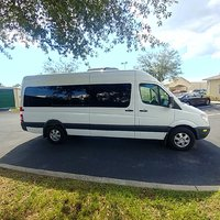 Picture of 2013 Mercedes-Benz Sprinter 2500 170 WB Extended Passenger Van