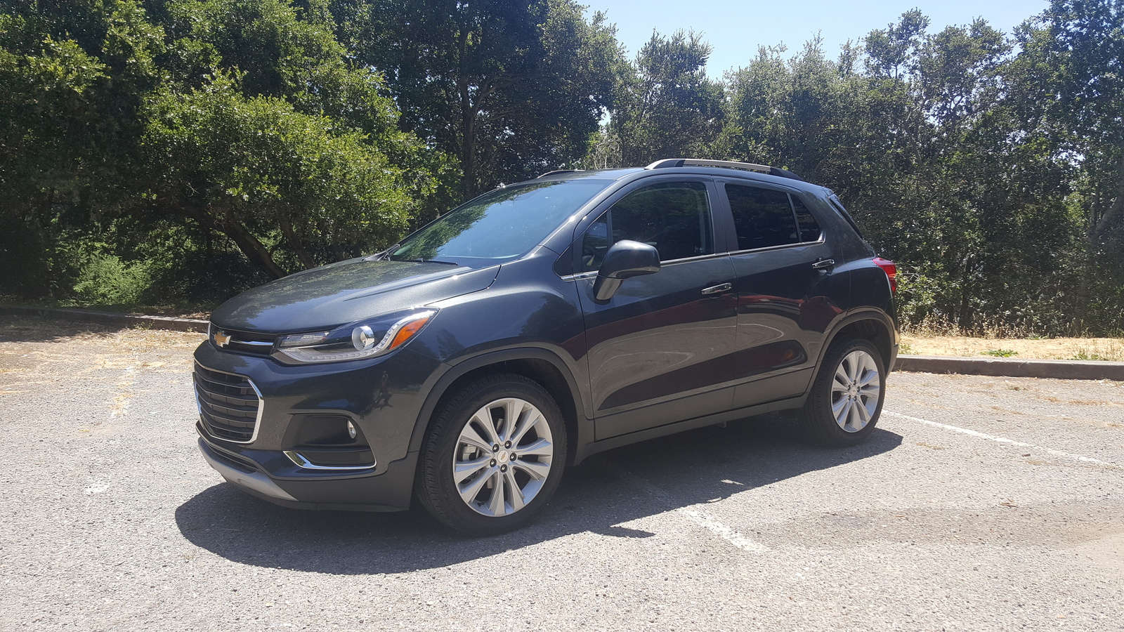 Picture of 2017 Chevrolet Trax