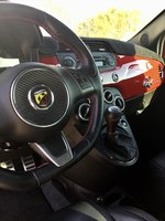Picture of 2014 FIAT 500 Abarth, interior