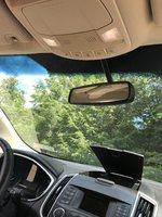 Picture of 2015 Ford Edge SEL AWD, interior