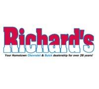 Richard's Chevrolet Buick logo