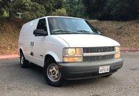 1999 Chevrolet Astro Cargo Van Picture Gallery