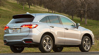 2018 Acura RDX, Front-quarter view, exterior, manufacturer, gallery_worthy