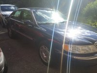 Picture of 2000 Lincoln Continental 4 Dr STD Sedan, exterior, gallery_worthy