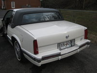 Picture of 1989 Cadillac Eldorado Coupe FWD, exterior, gallery_worthy